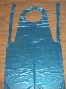 Disposable PE Apron with ISO Approval pictures & photos