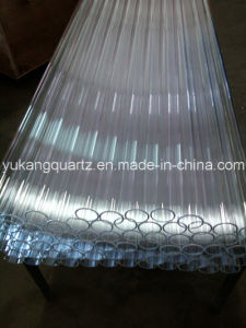 High Temperature Long Length Clear Quartz Glass Tube pictures & photos