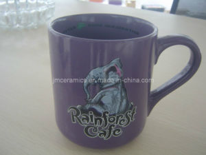 Ceramic Purple Mug