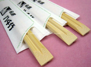 Packaging Sleeve Pack Bamboo Chopsticks pictures & photos