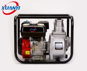 2 Inch 50mm Petrol Pump, 4 Stroke Gasoline Water Pump, Manual Water Pump pictures & photos