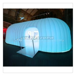 Great Design Beautiful Glow Inflatable Air Photo Booth for Party/Event