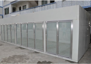 Cold Room for Supermarket Meat Storage pictures & photos