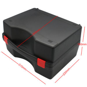 Wholesale Protective Higher Plastic Tool Case for Devices