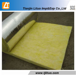 ISO90001 Aluminium Foil Glass Wool Batt pictures & photos