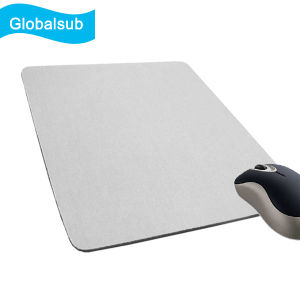 White Custom Photo Mouse Pad for Sublimation Transfer Printing