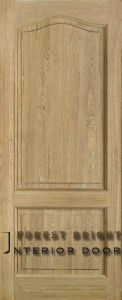 Oak Solid Wooden Door (CD-0302)