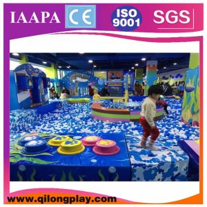 Most Popular Competion Games Customised Soft Playground Equipments (QL--095) pictures & photos