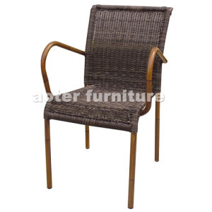 Outdoor PE Rattan Chair (AT-6054 1621)