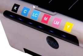 CISS 921 711 with LED Light To Show the Ink Capacity