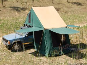 Roof Tent (SRT02) Roof Top Camper pictures & photos