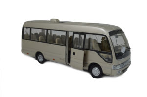 1 18 Scale Custom Diecast Model Bus, Custom 1 18 Diecast Model Cars