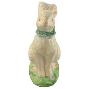 Animal Shaped Ceramic Rabbit for Easter Decoration pictures & photos