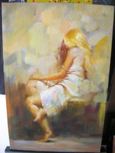 Impression Oil Painting - 04