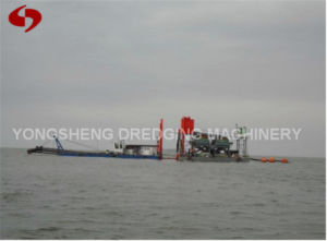 Cutter Suction Dredge Iron Ship