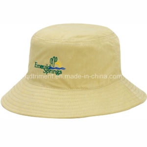 Casual Durable Polyester Twill Fishing Bucket Cap Hat (TRBT001B) pictures & photos