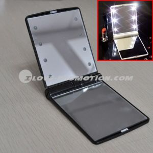 8 LED Lighted Cosmetic Mirror (IL-ML5)