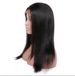 China 2017 Hot Selling Indian Remy Hair Glueless Cap Lace Front Wigs for  Women - China Human Hair Wigs fd5cb60757