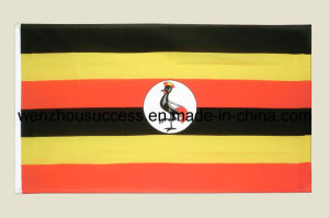 Uganda National Flag pictures & photos