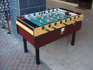 Coin Operated Soccer Table (HM-S60-777) pictures & photos