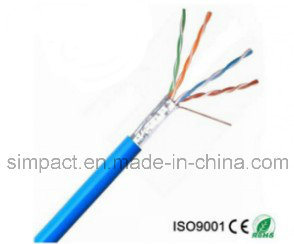 Outdoor Waterproof Network Cable CAT6 FTP pictures & photos