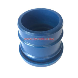 OEM Aging Resistant Neoprene Liner Sleeve / Custom Molded Bellow Casing for Dust Cover pictures & photos