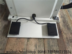 Used in Laundry Shop Semi Automatic Laundry Press Ironing Machine pictures & photos