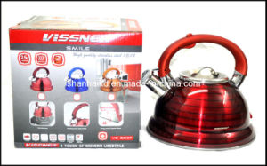 Stainless Steel Whistle Kettle Water Pot pictures & photos