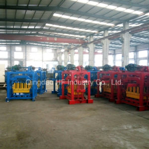 Manual Fly Ash Brick Making Machine Block Forming Machine Production Line pictures & photos