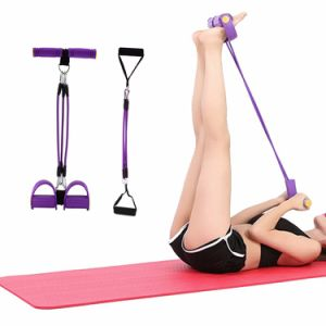 China portable home gym training kit fitness equipment situps