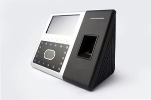 Face+Fingerprint Recognition Time Attendance and Access Control (ZK iface302) pictures & photos
