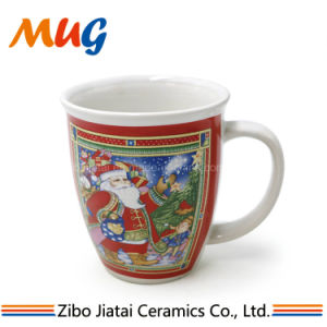 Decal Ceramic Coffee Mug