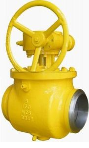 Forged Trunnion Top Entry Ball Valve pictures & photos