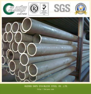 Manufacturer Stainless Steel Seamless Duplex Pipe (S31803/094L) pictures & photos