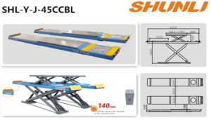 Shunli Factory Sale 4 Tons Car Hydraulic Lift pictures & photos