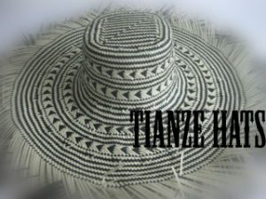 Arrows Paper Straw Hat Body pictures & photos