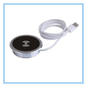Desktop Type New Prodcuts Qi Charger Wireless Power Charger