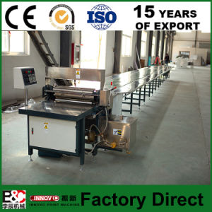 Zx-650c Manual Paper Feeding Pasting Machine Box Corner Pasting Machine pictures & photos