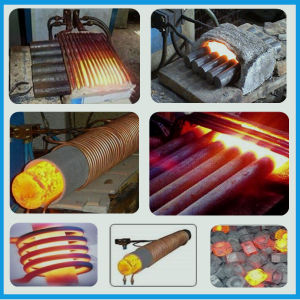 120kw Hammer Forging Induction Heating Machine Generator (JLC-120) pictures & photos