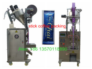 Stick-Shape Maxwell Coffee Powder Packaging Machinery (PLC control; 45bags/min) pictures & photos