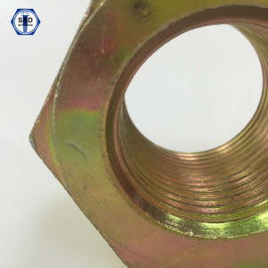 Hex Nut ASTM A194 2h Zinc Plated