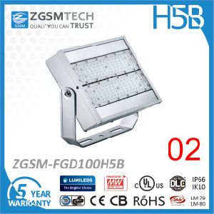 IP66 Waterproof 100W LED Flood Light with Cheap 3030 Chip pictures & photos