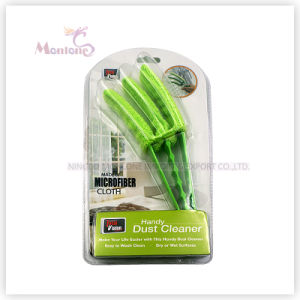 Detachable Easy-Wash Microfiber Cloth Air Conditiner/ Shutter Cleaning Brush pictures & photos