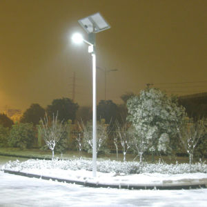4.5kwh Solar LED Street Light with 30W pictures & photos