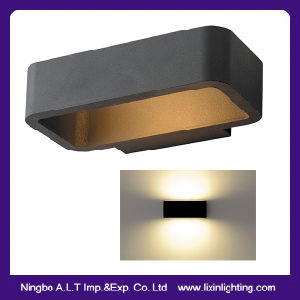 Cree Chip Rectangle Exterior Led Wall Light For Outdoor