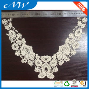 Factory Price Good Quality Milk Silk Lace Collar