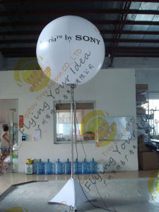 China Helium Balloon Inflatable Pvc Stand Balloon For