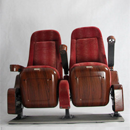 2016 Luxury Theater Chair Available to Be in Different Finishes
