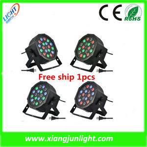 18X3w Indoor RGB LED PAR Can Stage Light LED PAR Can pictures & photos