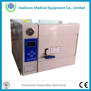 Hts-50d Table Type Steam Sterilizers with Pulse-Vacuum System pictures & photos